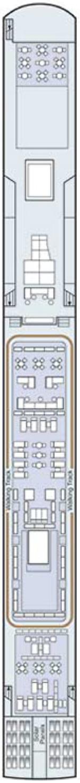 Viking Fjorgyn Deck 4 Deck Plan