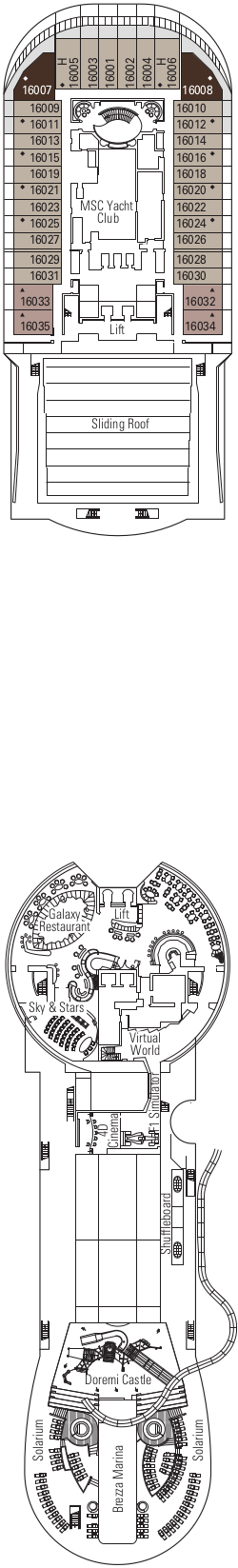 Msc Preziosa Ac Qu Amarina Deck Plan
