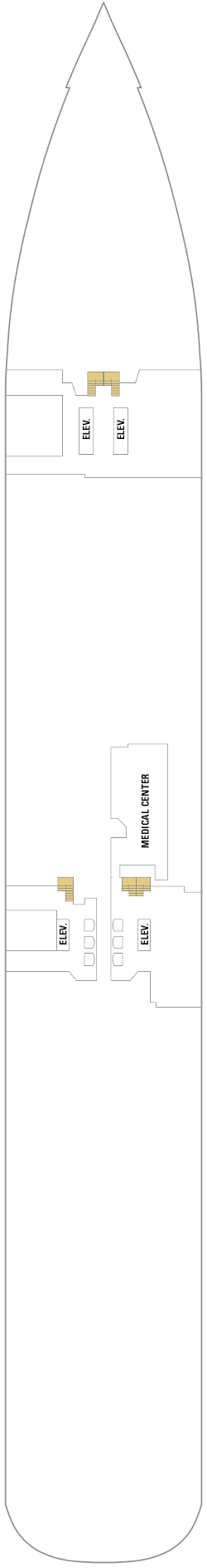 Quantum Of The Seas Deck Two Deck Plan