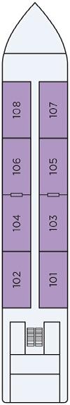Aria Amazon First Deck Deck Plan