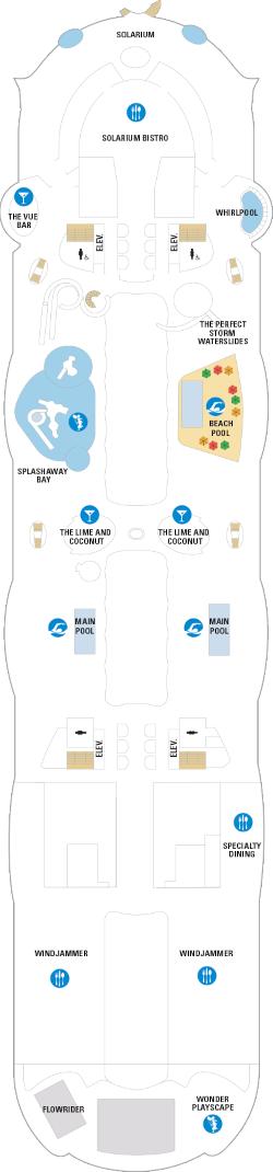 Wonder Of The Seas Deck 15 Deck Plan