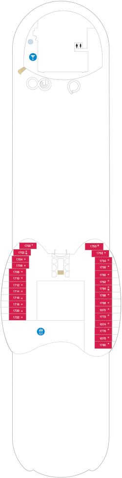 Wonder Of The Seas Deck 17 Deck Plan