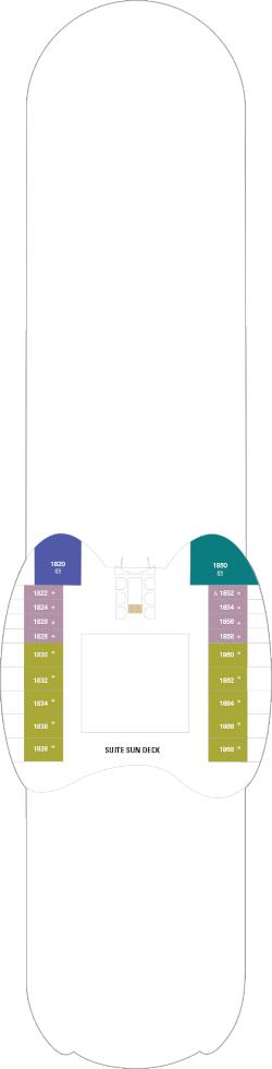 Wonder Of The Seas Deck 18 Deck Plan