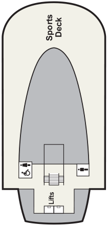 Viking Neptune Deck 9 Deck Plan