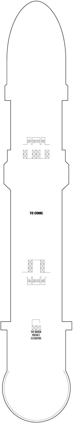 Norwegian Prima Deck 7 Deck Plan