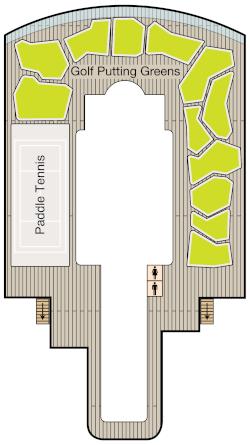 Vista Deck 16 Deck Plan