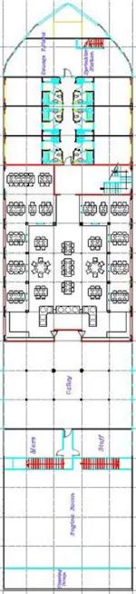 Ms Farah Lower Deck Deck Plan