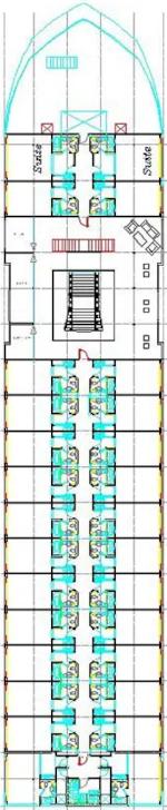 Ms Farah Main Deck Deck Plan