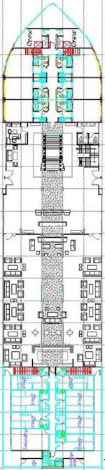 Ms Farah Second Deck Deck Plan