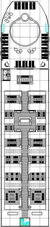 Ms Farah Sun Deck Deck Plan