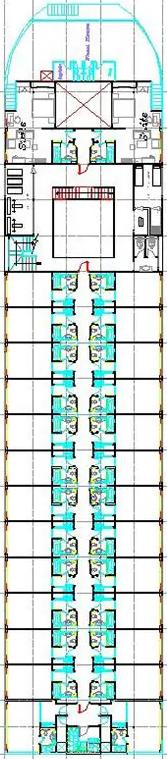 Ms Farah Wheel H. Deck Deck Plan
