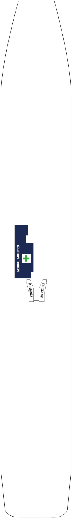 Celebrity Equinox Deck 2 Deck Plan