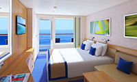 Carnival Victory Balcony Stateroom