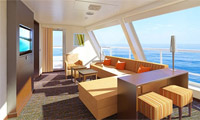 Carnival Victory Suite Stateroom
