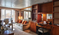 Silver Wind Suite Stateroom