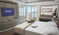 Msc Seaview Suite Stateroom