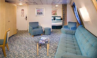 Navigator Of The Seas Oceanview Stateroom