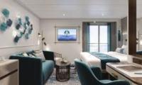 Crystal Serenity Suite Stateroom