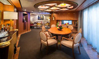 Oosterdam Suite Stateroom