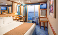 Emerald Princess Balcony Stateroom