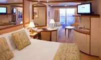 Diamond Princess Suite Stateroom