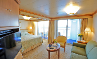 Diamond Princess Suite Stateroom