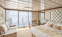 Pacific Princess Suite Stateroom