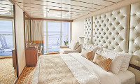 Pacific Princess Balcony Stateroom