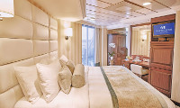 Pacific Princess Suite Stateroom