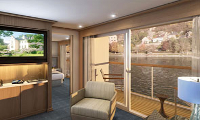 Viking Hemming Suite Stateroom