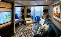 Anthem Of The Seas Suite Stateroom