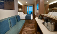 Norwegian Escape Suite Stateroom