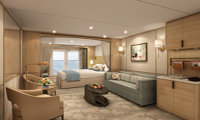 Star Breeze Suite Stateroom