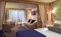 Star Legend Suite Stateroom