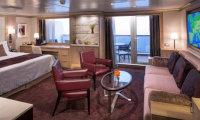 Koningsdam Suite Stateroom