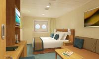 Carnival Vista Oceanview Stateroom