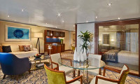 Seabourn Encore Suite Stateroom