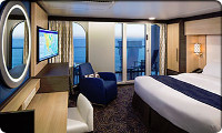 Ovation Of The Seas Balcony Stateroom