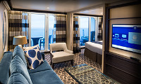 Ovation Of The Seas Suite Stateroom