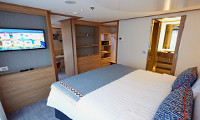 Viking Osfrid Suite Stateroom