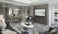 Crystal Esprit Suite Stateroom