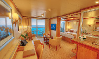 Majestic Princess Suite Stateroom