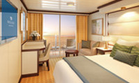 Majestic Princess Balcony Stateroom