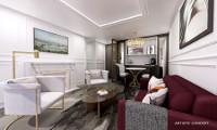 Crystal Debussy Suite Stateroom