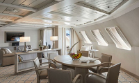 Silver Cloud Expedition Suite Stateroom