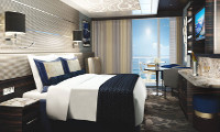 Norwegian Bliss Suite Stateroom