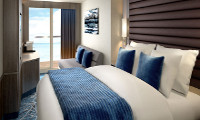 Norwegian Encore Suite Stateroom