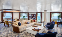 Seabourn Ovation Suite Stateroom