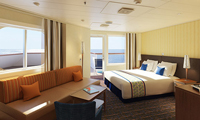 Carnival Horizon Suite Stateroom