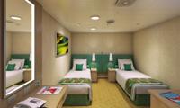Carnival Horizon Inside Stateroom